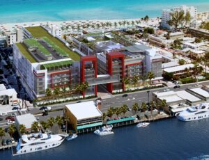 Costa Hollywood is a 307-room resort and retail complex slated to be completed in spring 2015.