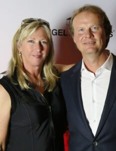 Helen Hermanns and Jorg Hermanns