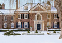 Conrad Black's Bridle Path home is to be auctioned on March 8.