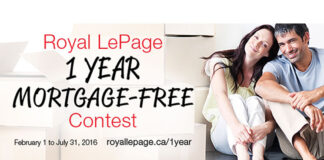 """""""We are glad to partner with Desjardins and National Bank with this consumer campaign,"""" says Dominic St-Pierre, senior director of Royal LePage's Quebec Region."""