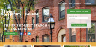 Better Homes and Gardens Real Estate has completed a full-scale redesign of its Canadian web platform, BHGRECanada.ca.