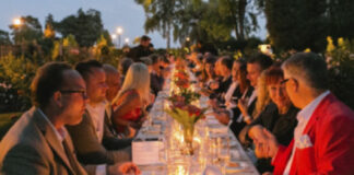 Sutton Group – Quantum was a presenting sponsor for the Oakville Galleries' Dinner.