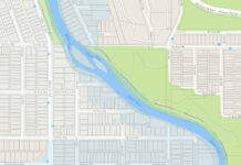 CREB has integrated floodplain maps with its MLS system.