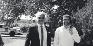 David Sokol and Neil O'Donnell