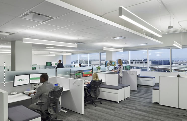 CBRE awarded WELL certification for three Toronto offices | REM ...