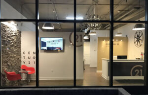 David Yetman, broker/owner of Century 21 All Points in Halifax, recently moved the brokerage to a new location at 5159 South St. It's the first C21 office in Atlantic Canada to use the company's new branding.