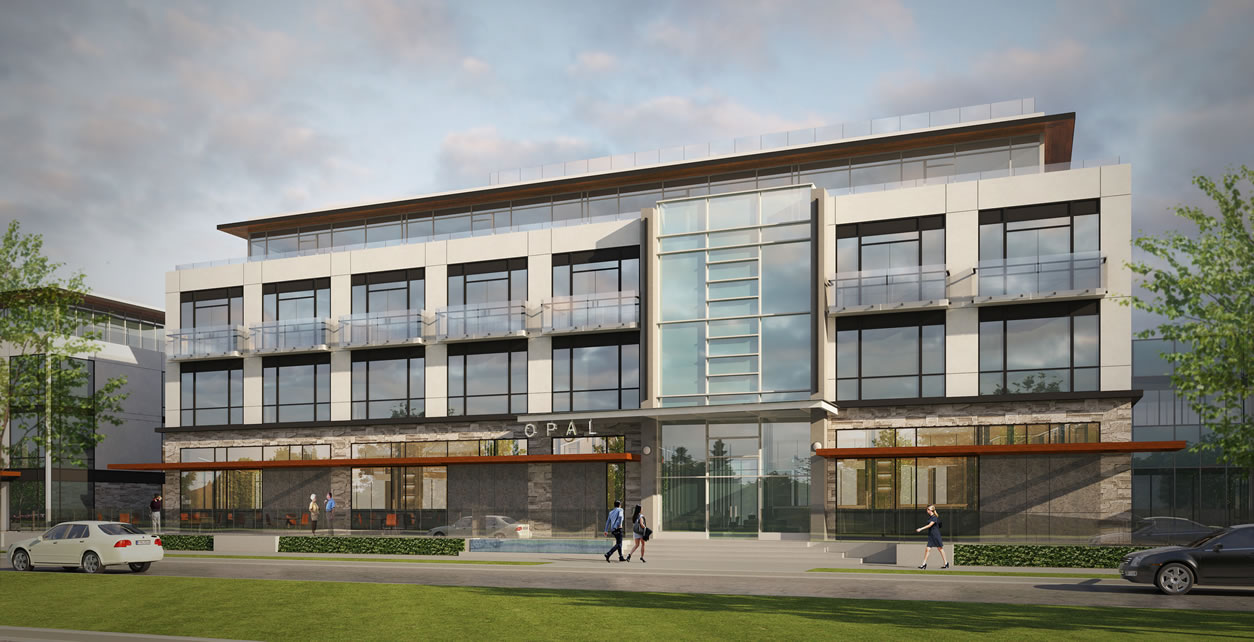 Opal is a 130-unit project scheduled to open in 2019.