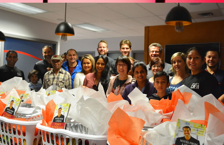 Surrey sales rep Nischal Ram and friends deliver Thanksgiving dinner to 515  people | REM | Real Estate Magazine