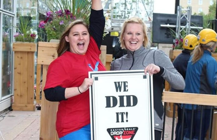 Century 21 Dome Realty in Regina was the second-highest fundraiser for Easter Seals in the C21 System.
