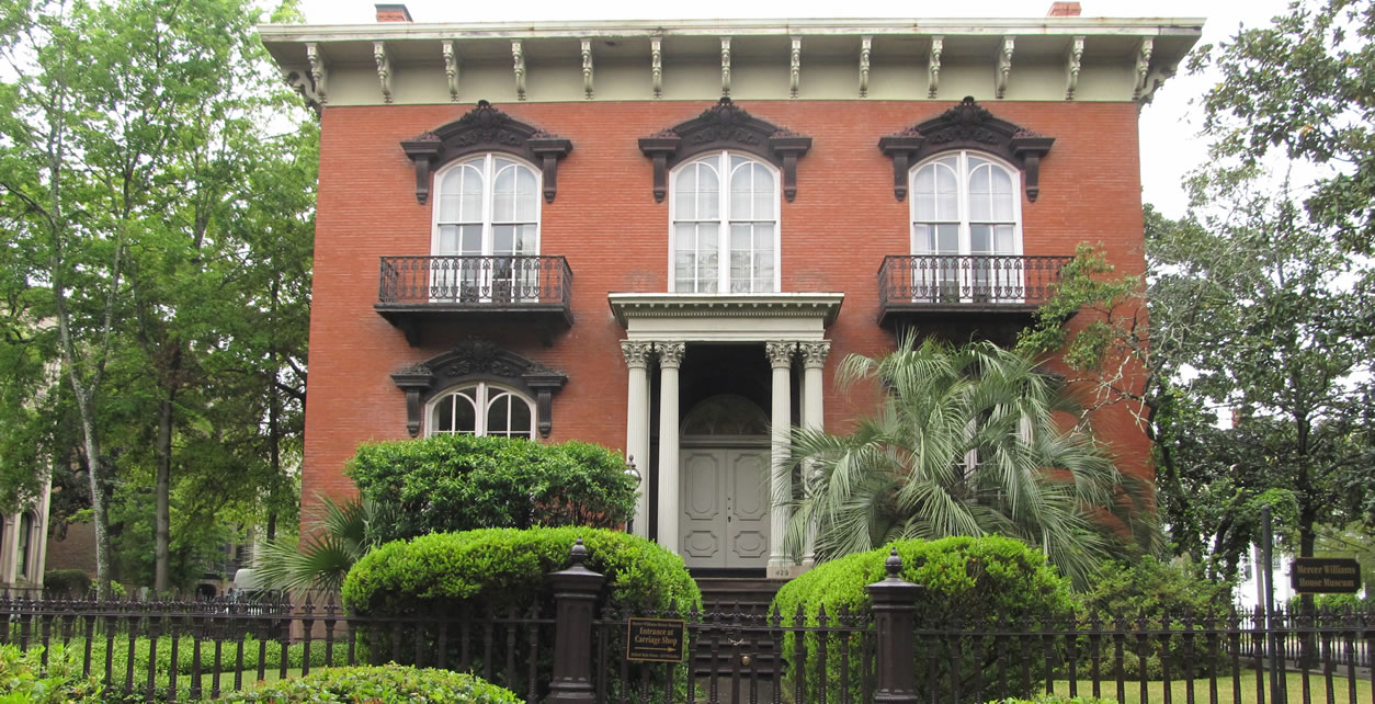 Savannah S Mercer Williams House The House Every Tourist Wants To