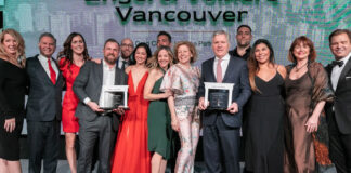 The Engel & Völkers Vancouver team.