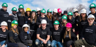 The North Group is first Canadian real estate company to partner with Giveback Homes.
