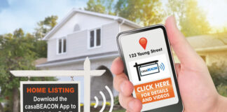 Agents can see how many potential buyers clicked through to view listing details.