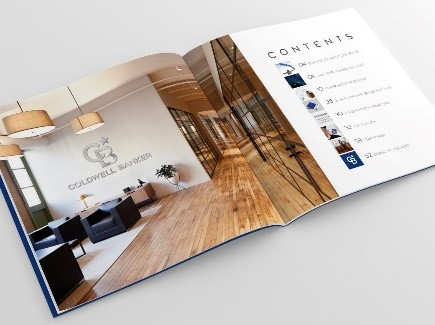 The brand released the Coldwell Banker Look Book along with new identity standards and a Playbook to guide Coldwell Banker-affiliated companies through their own rebrands.