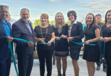 Maggie Tessier recently opened a third Exit Realty Matrix office in Hawkesbury, Ont.