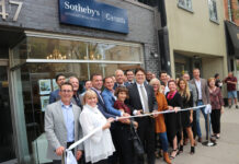 Sotheby's International Realty Canada celebrates the opening of its new office in Leslieville.