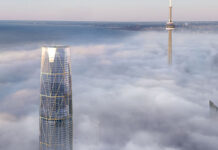 The SkyTower will include more than 800 condominium units.