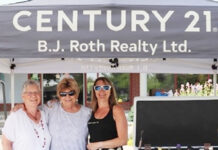 Century 21 B.J. Roth Realty was the top fundraiser for C21 for the sixth consecutive year.