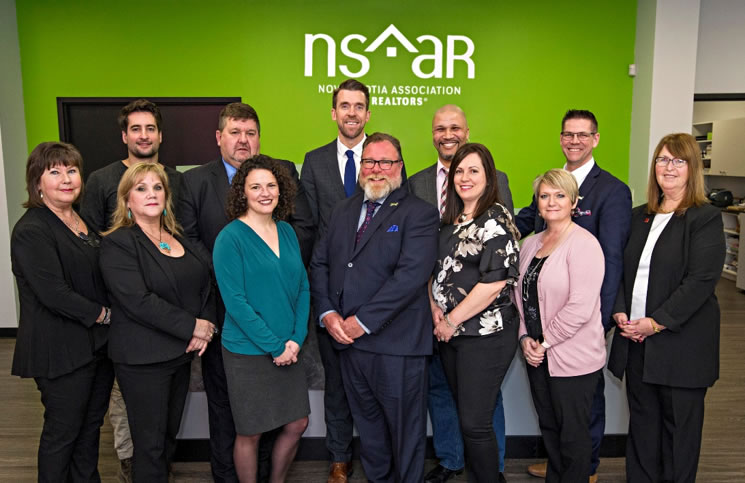 The NSAR Board of Directors 2019/20