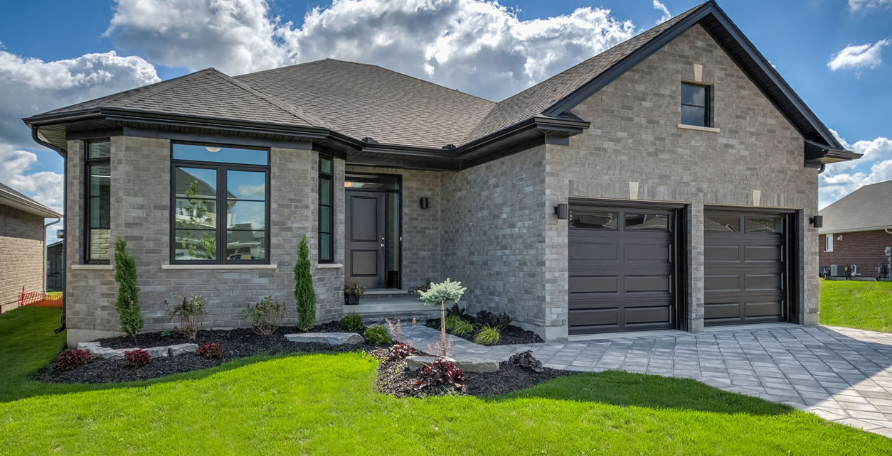 The Northgate by Doug Tarry Homes in St. Thomas, Ont. was a Net Zero Home Award Winner in 2017.