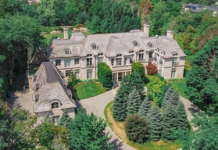 The 13,000-sq.-ft. home is the 10th property to sell for more than $10 million in the GTA this year.