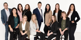The McCaffrey Realty team
