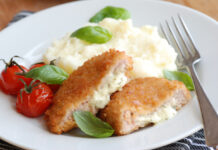 Chicken kievs