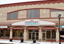 Century Centre – formerly the Eaton Centre building – is a heritage building in the heart of downtown Red Deer.