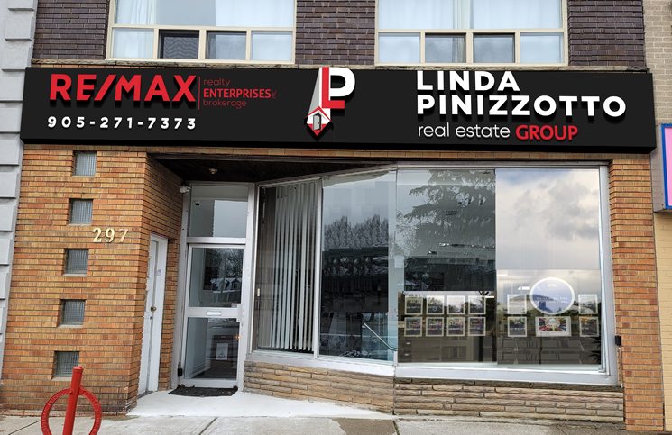 The new office is at 297 Lakeshore Rd. E., Port Credit, Mississauga