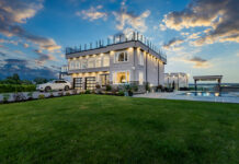 The Beamsville, Ont. property is listed for $3,999,900.