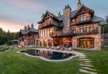 Mario Lemieux's Mont-Tremblant home is listed for $22 million.